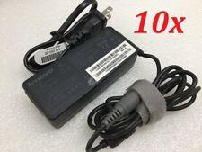 Lot of 10 - Lenovo Laptop AC Adapter 65W 20V 45N0316 45N0315 92P1156 42T4416