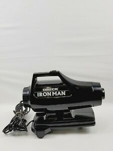 Oreck XL Ironman IM-88 Handheld Canister Vacuum Cleaner On Wheels - Base Only