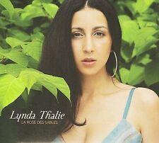 CD La Rose des Sables by Lynda Thalie 2008 NEW SEALED