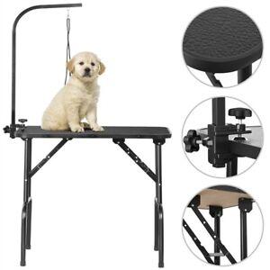 Hunde Trimmtisch Hundepflegetisch Schertisch Hunde scheren dog gromming table