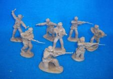 Korean War - Chinese Army Soldiers - Classic Toy Soldier - (54MM) 16 in 8 poses