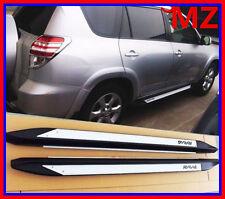 06-12 Toyota RAV4 OE Style Aluminum Running Board Pair Set Side Rails Bars