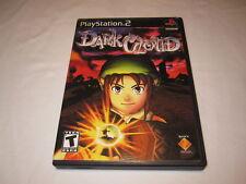 Dark Cloud (Playstation PS2) Black Label Original Release Complete Excellent!