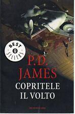 G15 Copritele il volto James Oscar Mondadori 2003