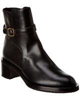 Celine Jodhpur Leather Boot Women's