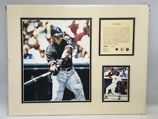1995 Frank Thomas Chicago White Sox Matted Kelly Russell Lithograph Print #1499