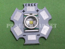 10PCS Cree XLamp XR-E P4 White 1W 3W LED Light Emitter Bulb With 20mm Base