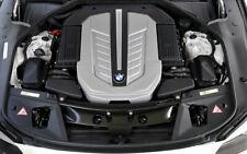 Bmw f01 f02 f03 760i motor n74b66a n74 motor de intercambio 544ps