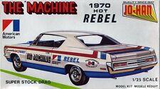 1970 JOHAN The Machine Hot Rebel model replica fridge magnet - new!