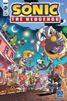 Sonic The Hedgehog #31 Cvr A Yardley (2020 Idw Publishing) Yardley Cover