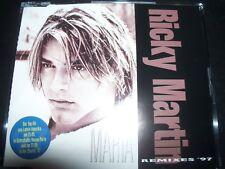 Ricky Martin Maria Remixes 97' CD Single – Like New