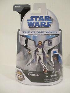Padme Amidala Coruscant Attack 2002 STAR WARS The Saga Collection MOC #41