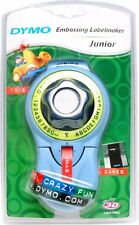 Dymo Junior Home Etiqueta Maker Máquina De Estampación S0717900