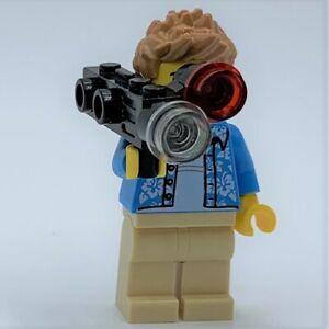 LEGO Camera Operator Space City Minifigure Minifig fig 60230
