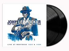 JOHN LEE HOOKER - LIVE AT MONTREUX 1983 & 1990, 2020 EU vinyl 2LP, NEW - SEALED!