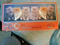 PUZZLE, 1994 KITTINS, WERE FUR YOU, 700 PIECES, 7+, CEACO, U.S.A.