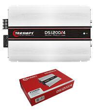 Taramps DS1200X4 Full Range 2 Ohms 1200W 4 Channel Class D Car Audio Amplifier
