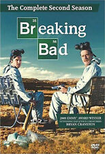 Breaking Bad - The Complete Second Season (Box New DVD