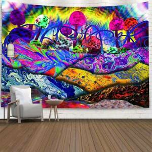 Tapestry Wall Hanging Blanket Living Room Throw Bedspread Art Home Room Decor