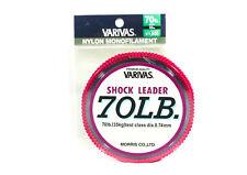 Varivas Nylon Shock Leader Ligne 50m 70lb (3799)