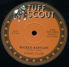 """Tommy Clark-Wicked Babylone New!!! TUFF SCOUT 128 10"""""""