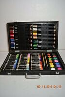 30109 1 Set 24 Pieces Colored Pencils Xonex Snap Case Art Supplies