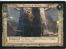 Lord Of The Rings CCG Card TTT 4.U360 Fortress Of Orthanc
