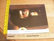 He Knows you're alone 1980 lobby card Caitlyn O'Heaney horror car mirror