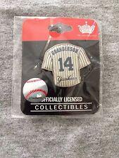 New York NY Yankees Curtis Granderson Number 14 Uniform Pin