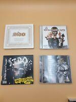 SIDO -  Alben CD Sammlung: Aggro Berlin, ICH, Ich & meine Maske Ghetto Edition