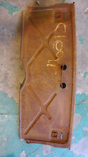 Sunbeam Alpine Rear Bulkhead Panel