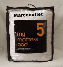 "Department Store My Mattress Pad ""Level 5"" 500 Thread Count FULL"