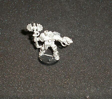 40k Rare oop Vintage Metal Space Marines Iron Hands Iron Father Techmarine