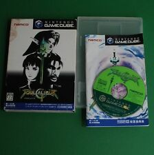 Nintendo Game Cube-Soul Calibur 2, version japonaise