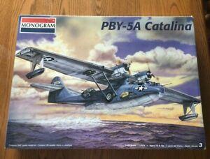 Monogram 1/48 PBY-5A Catalina with Pro Modeler Decals (No Original Decals)