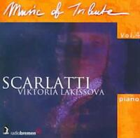 MUSIC OF TRIBUTE, VOL. 4: SCARLATTI USED - VERY GOOD CD