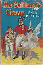 Enid Blyton: Mr Galliano's Circus
