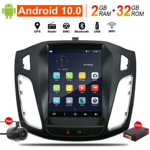 9.7'' ANDROID 10.0 CAR STEREO For Ford Focus 2012-2017 GPS Navigation Head Unit