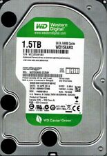 Western Digital WD15EARX-22Z5B1 1.5TB DCM: HBNNHT2MB