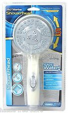 Camping Camper Trailer RV Motorhome Bathroom Shower Head Home Replacement Parts