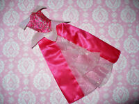 Disney PRINCESS AURORA Sleeping Beauty Fashion Barbie Doll Replacement DRESS