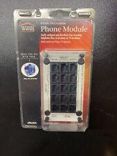 Pass & Seymour Legrand Rtm-1379V 4-Line 14-Location Phone Module