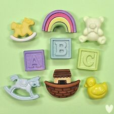 BUTTONS Galore Nursery 4426-New Baby Shower emabellishments dress It Up