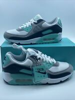 Nike Air Max 90Recraft Turquoise CD0881-100 Men's Size 9