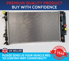 RADIATOR TO FIT MERCEDES V-CLASS VITO VIANO W639 2003 TO 2014 AUTOMATIC VEHICLES