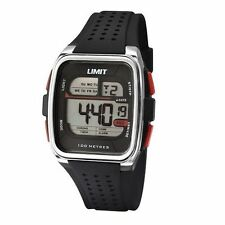 Silicone/Rubber Case Adult Square Wristwatches