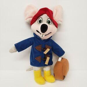 "Chuck E Cheese 11"" Limited Edition Paddington Bear Mouse 2014 Plush"