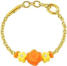 Bracciale Morellato Drops Colours SABZ151 Allum. oro 3 charms (List. €. 29,00)