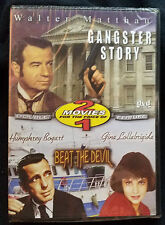 Gangster Story/Beat The Devil (DVD, 2004) WORLD SHIP AVAIL