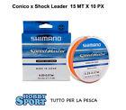 FILO SPEEDMASTER SHIMANO TAPERED CONICO 0,23 - 0,57mm new pack